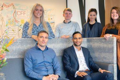 CFF Communications versterkt team met 6 nieuwe medewerkers