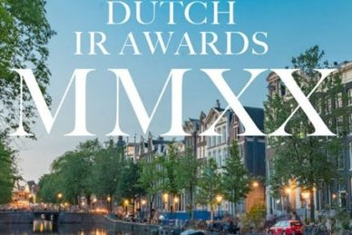 Randstad, SBM Offshore and Royal Boskalis Westminster winners of the Dutch IR Awards 2020